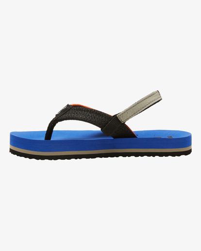 2 Boys' (2-7) Stoked Sandals Blue KFOT1BST Billabong