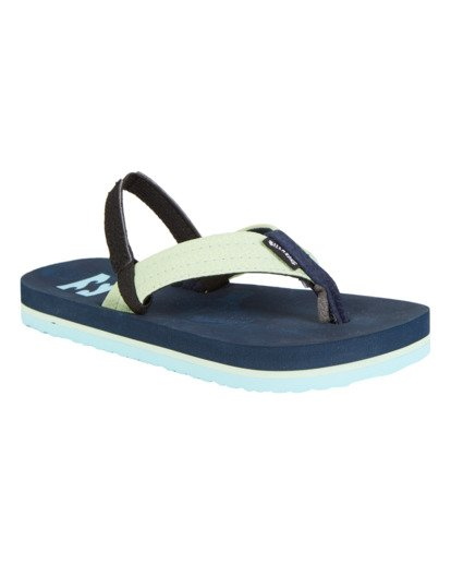 2 Boys' (2-7) Stoked Sandals Blue KFOT1BST Billabong