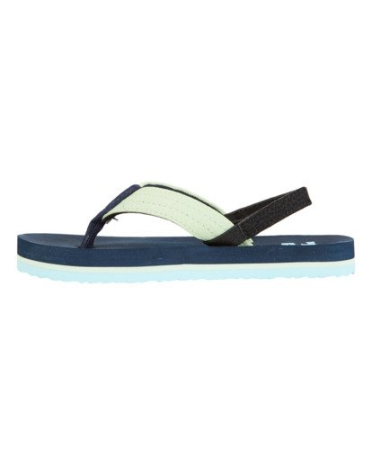 3 Boys' (2-7) Stoked Sandals Blue KFOT1BST Billabong