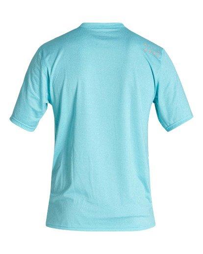 1 Boys' (2-7) All Day Wave Loose Fit Short Sleeve Surf Shirt Orange KR011BAL Billabong