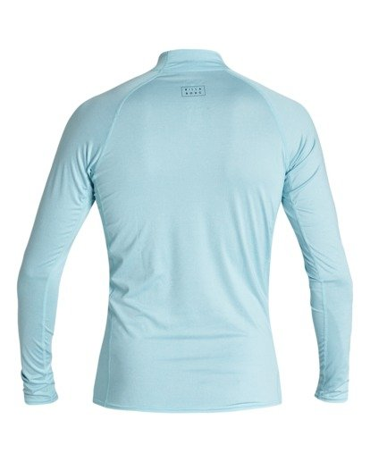 1 Boys' (2-7) All Day Wave Performance Fit Long Sleeve Rashguard Multicolor KR601BAL Billabong