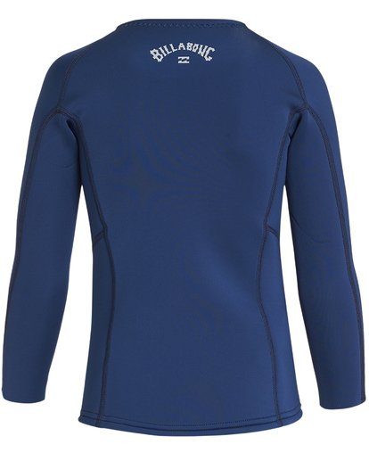 3 Boys' (2-7) 2mm Absolute Jacket Blue KWSH1BA2 Billabong