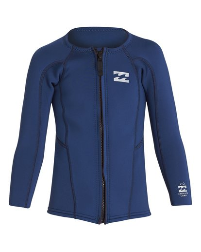 1 Boys' (2-7) 2mm Absolute Jacket Blue KWSH1BA2 Billabong