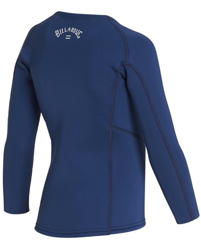 2 Boys' (2-7) 2mm Absolute Jacket Blue KWSH1BA2 Billabong