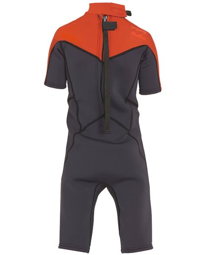 1 Boys' (2-7) 202 Absolute Back Zip Springsuit  KWSPNBBS Billabong