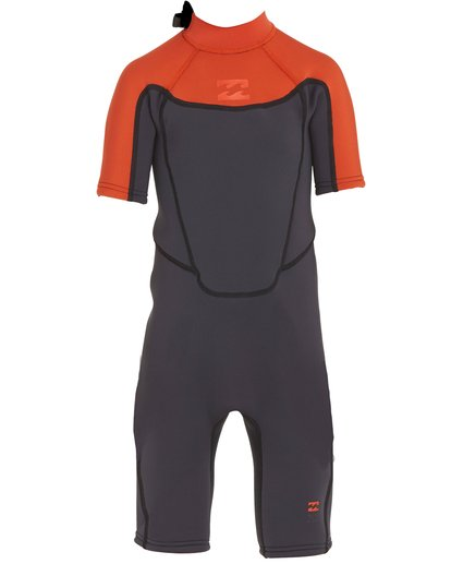 0 Boys' (2-7) 202 Absolute Back Zip Springsuit  KWSPNBBS Billabong