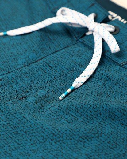 3 D Bah Platinum X Airlite 18'' Boardshorts Violet L1BS01BIF8 Billabong