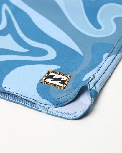 2 Fifty50 Lo Tides 18'' Boardshorts Bleu L1BS08BIF8 Billabong