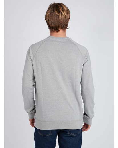 4 Guardiant Crew Sweatshirt Gris L1CR01BIF8 Billabong
