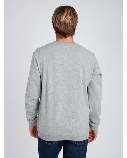 5 Access Crew Sweatshirt Gris L1CR02BIF8 Billabong