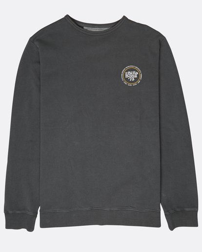 0 Cruiser Crew Sweatshirt Noir L1CR03BIF8 Billabong