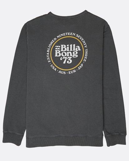 1 Cruiser Crew Sweatshirt Noir L1CR03BIF8 Billabong