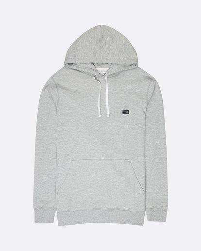 0 All Day Sweatshirt Gris L1FL06BIF8 Billabong