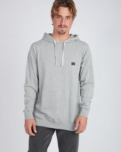 2 All Day Sweatshirt Gris L1FL06BIF8 Billabong