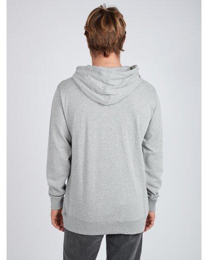 4 All Day Sweatshirt Gris L1FL06BIF8 Billabong
