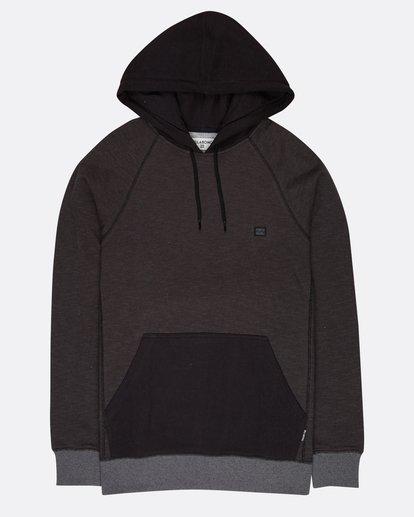 0 Balance Sweatshirt Noir L1FL07BIF8 Billabong