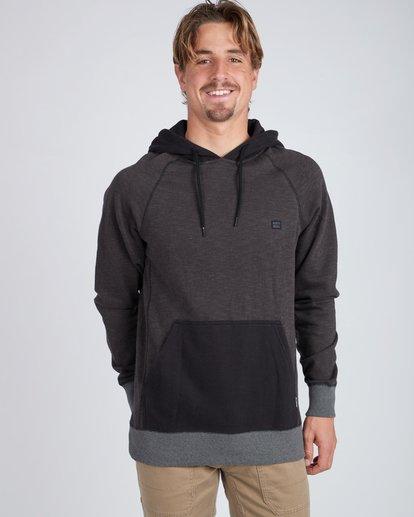 2 Balance Sweatshirt Noir L1FL07BIF8 Billabong
