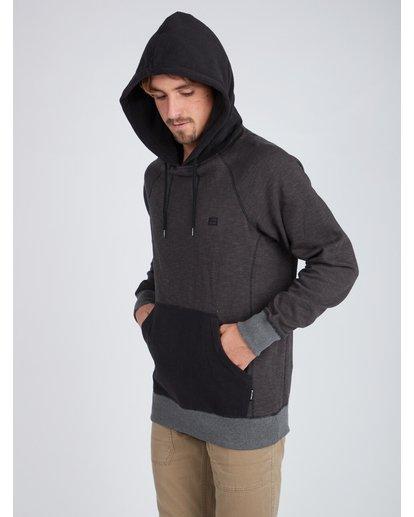3 Balance Sweatshirt Noir L1FL07BIF8 Billabong