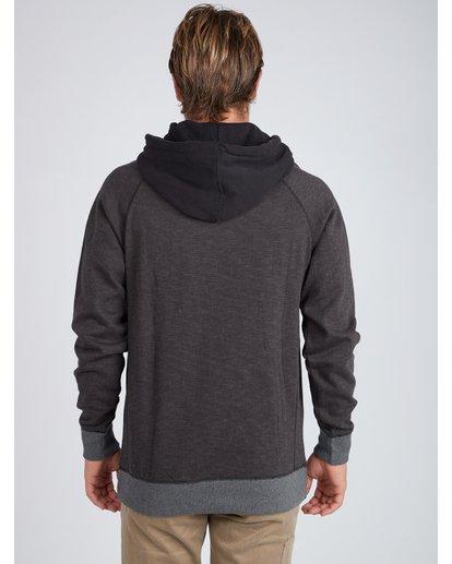 4 Balance Sweatshirt Noir L1FL07BIF8 Billabong