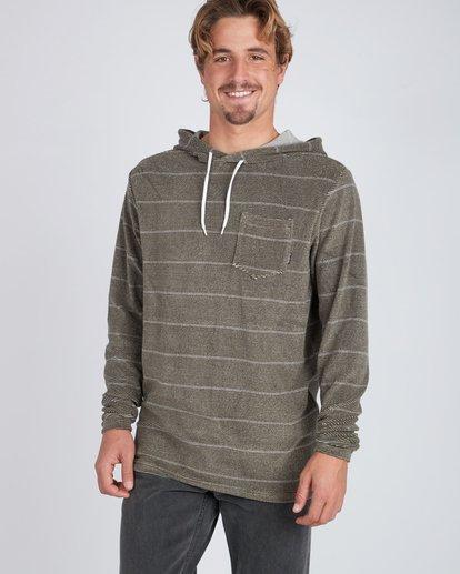 4 Flecker Sweatshirt  L1FL08BIF8 Billabong
