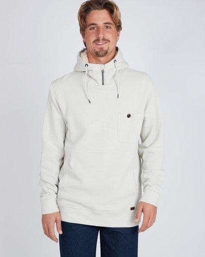 1 Hudson Sweatshirt Gris L1FL10BIF8 Billabong