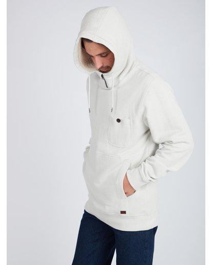 2 Hudson Sweatshirt Gris L1FL10BIF8 Billabong