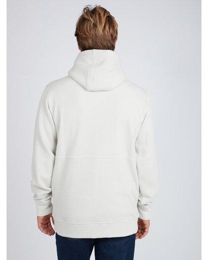 3 Hudson Sweatshirt Gris L1FL10BIF8 Billabong