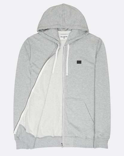 1 All Day Zip Hoodie Gris L1FL15BIF8 Billabong