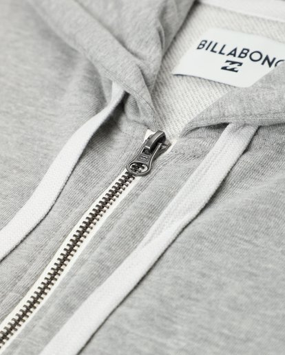 2 All Day Zip Hoodie Gris L1FL15BIF8 Billabong