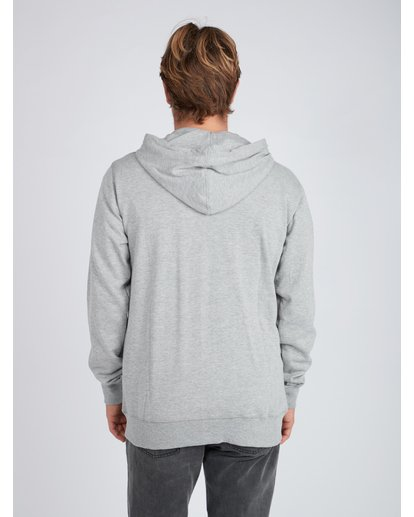 5 All Day Zip Hoodie Gris L1FL15BIF8 Billabong