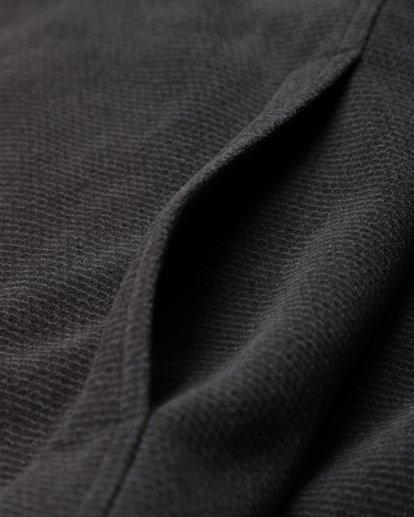 2 Boundary Mock Half Zip Pullover Noir L1FL21BIF8 Billabong