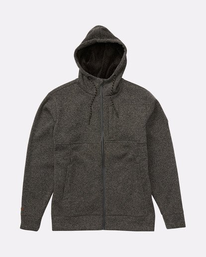 Boundary - Sherpa Zip Hoodie for Men  L1FL23BIF8