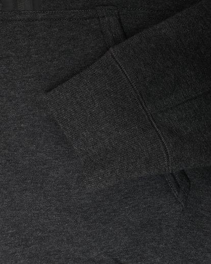 3 Quadrant Polar Fleece Dwr Zip Hoodie Noir L1FL24BIF8 Billabong