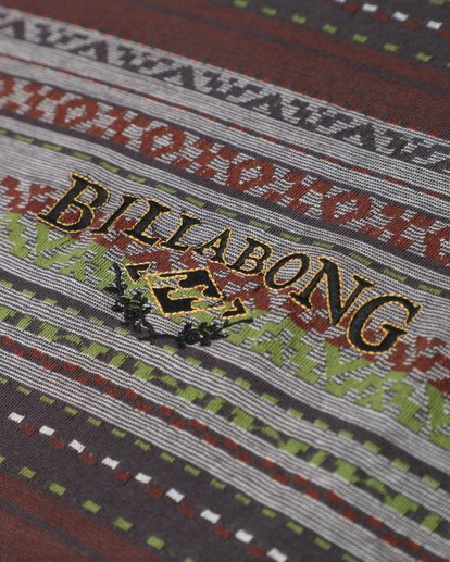 1 Reissue Loose Fit Jacquard T-Shirt  L1JE04BIF8 Billabong