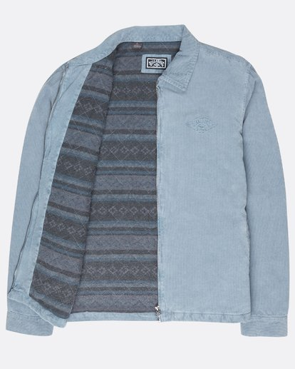 1 The 73 Corduroy Jacket Blue L1JK05BIF8 Billabong