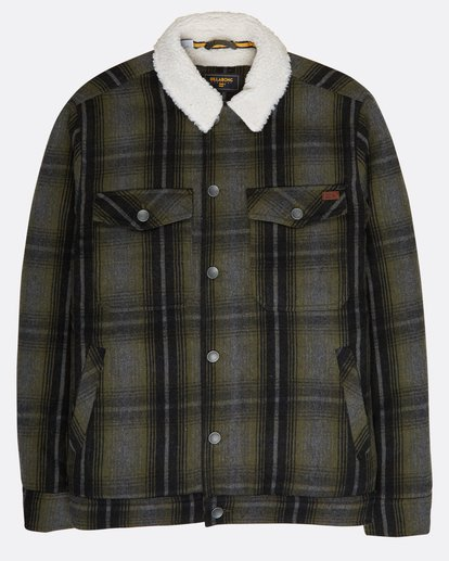 0 Barlow Wool Jacket  L1JK08BIF8 Billabong