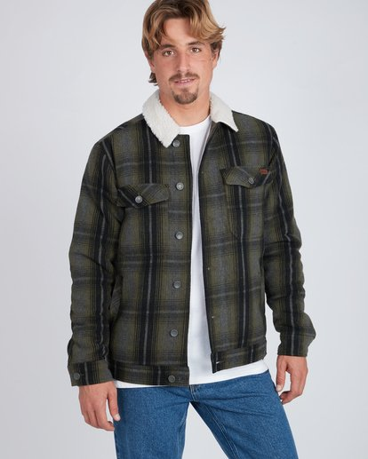 6 Barlow Wool Jacket  L1JK08BIF8 Billabong