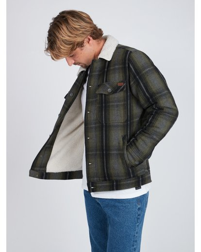 7 Barlow Wool Jacket  L1JK08BIF8 Billabong
