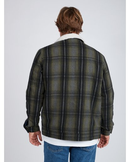 8 Barlow Wool Jacket  L1JK08BIF8 Billabong