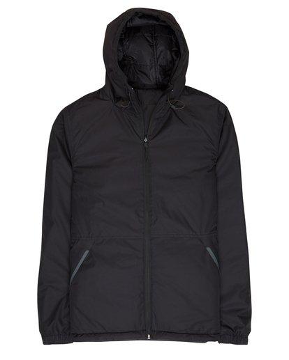 1 Transport 10K Waterproof Warm Jacket Noir L1JK10BIF8 Billabong