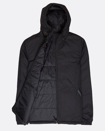 2 Transport 10K Waterproof Warm Jacket Noir L1JK10BIF8 Billabong