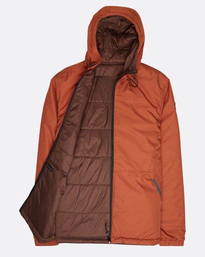 1 Transport 10K Waterproof Warm Jacket Verde L1JK10BIF8 Billabong