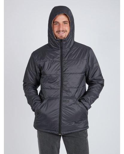 10 Transport 10K Waterproof Warm Jacket Grey L1JK10BIF8 Billabong