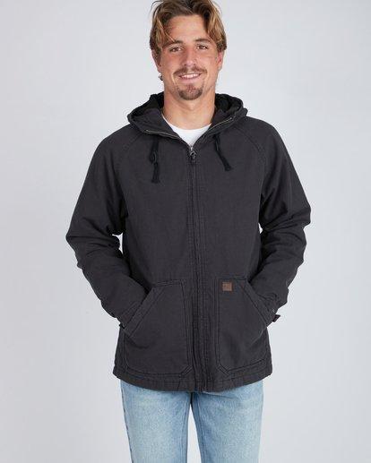 4 All Day Canvas Warm Jacket Noir L1JK11BIF8 Billabong