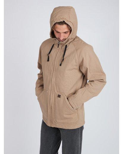 5 All Day Canvas Warm Jacket Grau L1JK11BIF8 Billabong