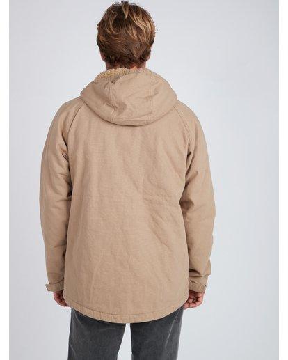 6 All Day Canvas Warm Jacket Grau L1JK11BIF8 Billabong