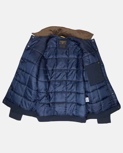 1 Barlow 10K Waterproof Warm Jacket Bleu L1JK16BIF8 Billabong