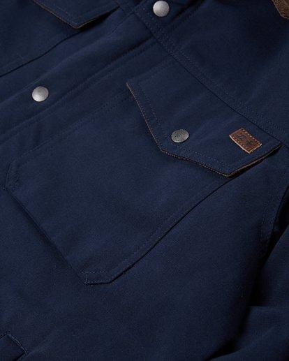 2 Barlow 10K Waterproof Warm Jacket Bleu L1JK16BIF8 Billabong