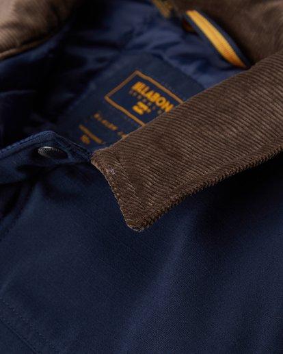 3 Barlow 10K Waterproof Warm Jacket Bleu L1JK16BIF8 Billabong