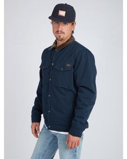 5 Barlow 10K Waterproof Warm Jacket Bleu L1JK16BIF8 Billabong